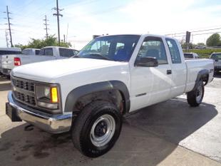 2000 Chevrolet 2500 Extended Cab