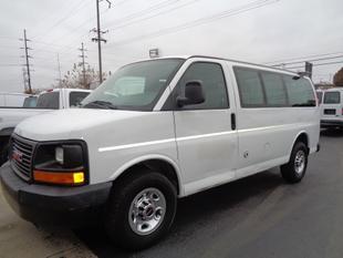2007 GMC Savana 3500 Cargo