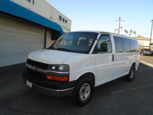 2007 Chevrolet Express 3500 LS Wagon