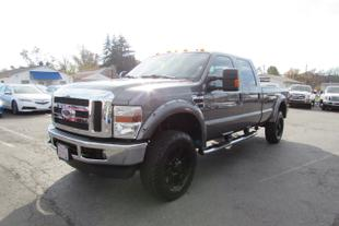 2009 Ford F-350 Lariat Super Duty Crew Cab