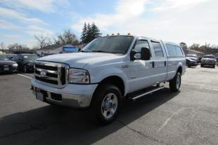 2006 Ford F-350 Lariat Crew Cab Super Duty