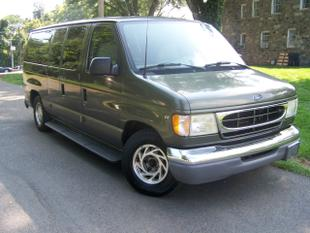 2002 Ford E150 XLT Wagon