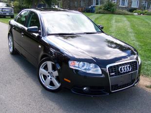 2008 Audi A4 3.2