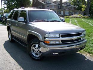 2003 Chevrolet Tahoe LT