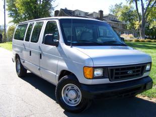 2004 Ford E150 Cargo