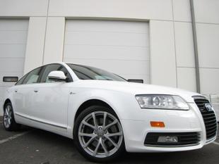 2010 Audi A6 3.0 Premium Plus quattro