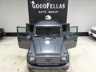 2008 Mercedes-Benz G500