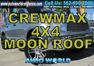 2007 Toyota Tundra SR5 CrewMax