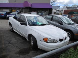 2004 Pontiac Grand Am SE 1