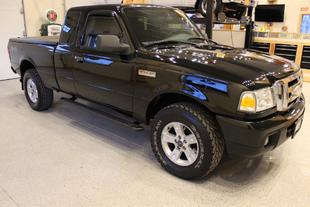 2006 Ford Ranger XLT SuperCab