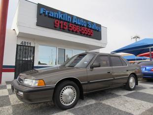 1989 Acura Legend L