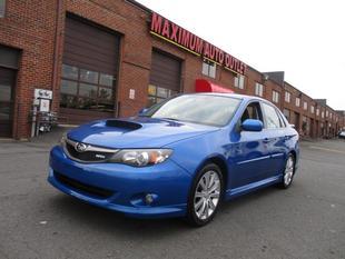 2009 Subaru Impreza WRX Premium