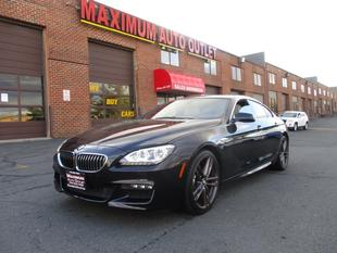 2013 BMW 640 Gran Coupe i