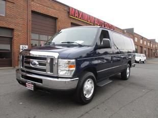 2009 Ford E350 Super Duty XLT Extended Wagon