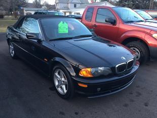 2002 BMW 325 Ci