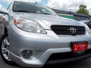 2008 Toyota Matrix XR