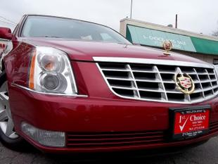 2006 Cadillac DTS Luxury