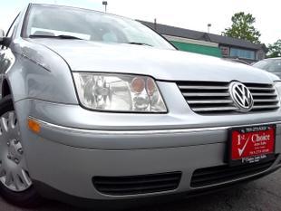 2005 Volkswagen Jetta GL