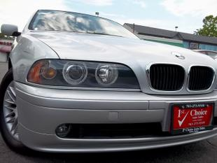 2002 BMW 530 i