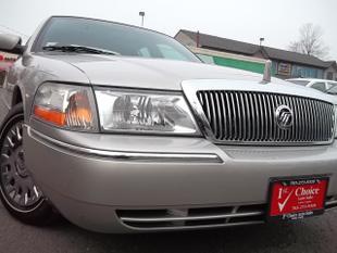 2003 Mercury Grand Marquis GS