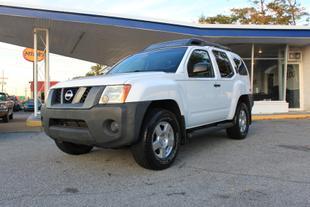2008 Nissan Xterra Off-Road