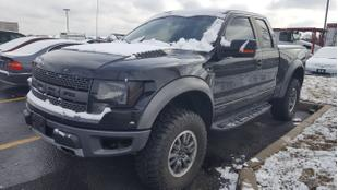 2010 Ford F-150 EX