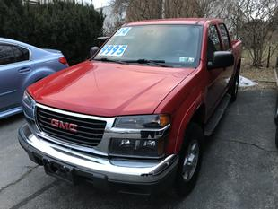 2004 GMC Canyon SLE