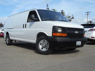2012 Chevrolet Express 3500 Work Van
