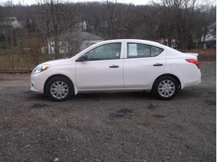 2014 Nissan Versa 1.6 S+