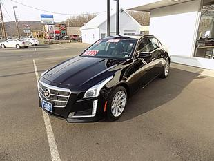 2014 Cadillac CTS 2.0L Turbo
