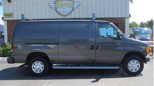 2007 Ford E350 Super Duty Cargo Van