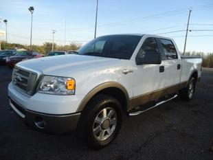 2006 Ford F-150 King Ranch SuperCrew