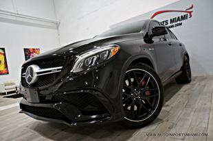 2017 Mercedes-Benz AMG GLE 63 S Coupe 4MATIC