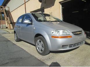 2007 Chevrolet Aveo 5 LS