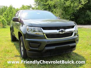 2017 Chevrolet Colorado WT