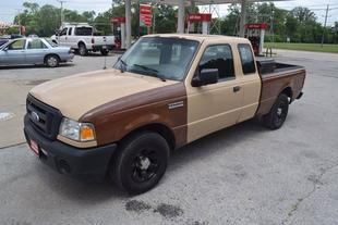 2008 Ford Ranger XLT SuperCab