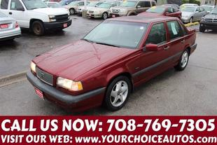 1996 Volvo 850 Platinum Limited Edition