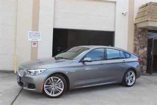 2015 BMW 550 Gran Turismo i