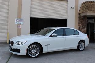 2015 BMW 750 Li