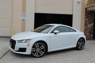 2017 Audi TT 2.0T