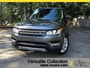2014 Land Rover Range Rover Sport Supercharged HSE