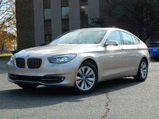 2011 BMW 535 Gran Turismo i