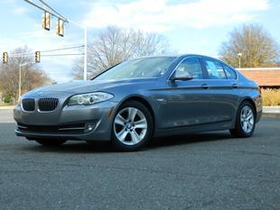 2012 BMW 528 i xDrive