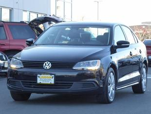 2014 Volkswagen Jetta Auto SE w/Connectivity