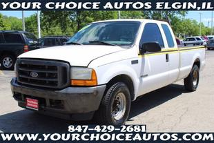 2001 Ford F-250 Lariat SuperCab Super Duty