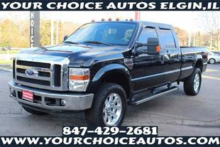 2008 Ford F-350 FX4 Crew Cab Super Duty