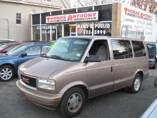 2005 GMC Safari SLE