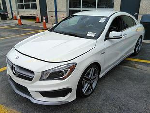 2015 Mercedes-Benz CLA 45 AMG 4MATIC