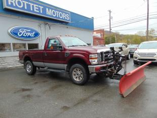 2008 Ford F-250 XLT Super Duty