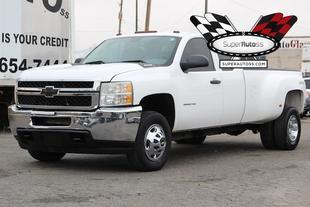 2011 Chevrolet Silverado 3500 Work Truck
